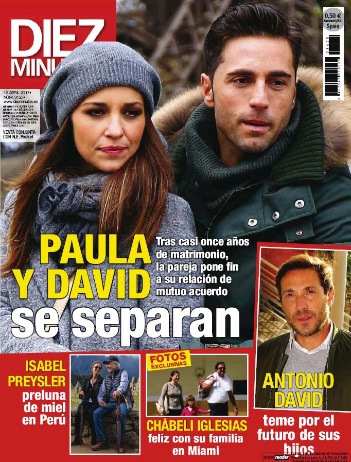 DIEZ MINUTOS portada 6 de Abril 2017