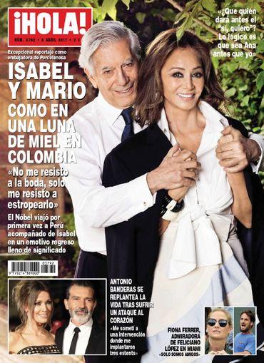 HOLA portada 9 de Abril 2017