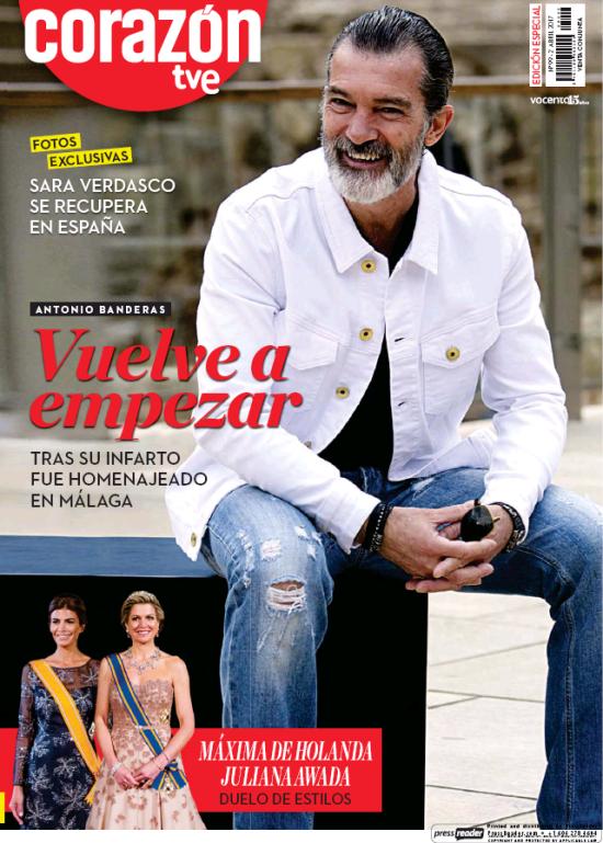 HOY CORAZON portada 3 de Abril 2017
