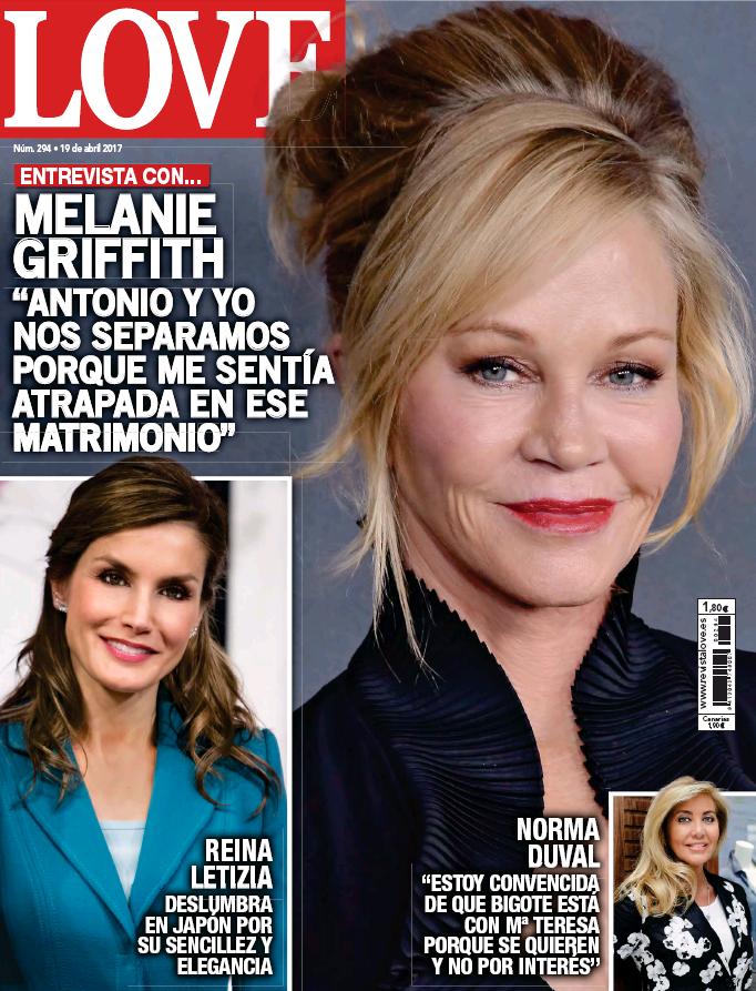 LOVE portada 12 de Abril 2017