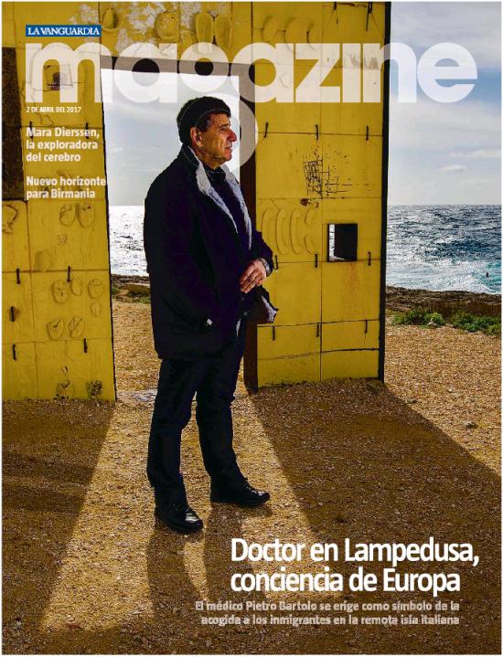 MEGAZINE portada 2 de Abril 2017