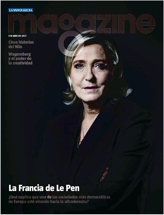 MEGAZINE portada 9 de Abril 2017