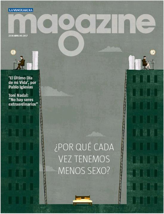 MEGAZINE portada 23 de Abril 2017