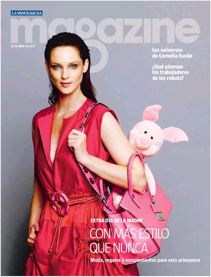 MEGAZINE portada 30 de Abril 2017