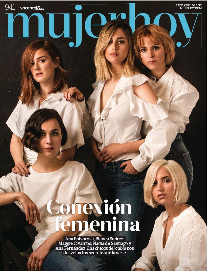 MUJER HOY portada 23 de Abril 2017