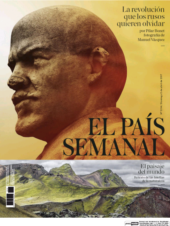 PAIS SEMANAL portada 2 de Abril 2017