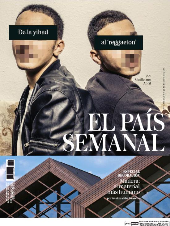 PAIS SEMANAL portada 16 de Abril 2017