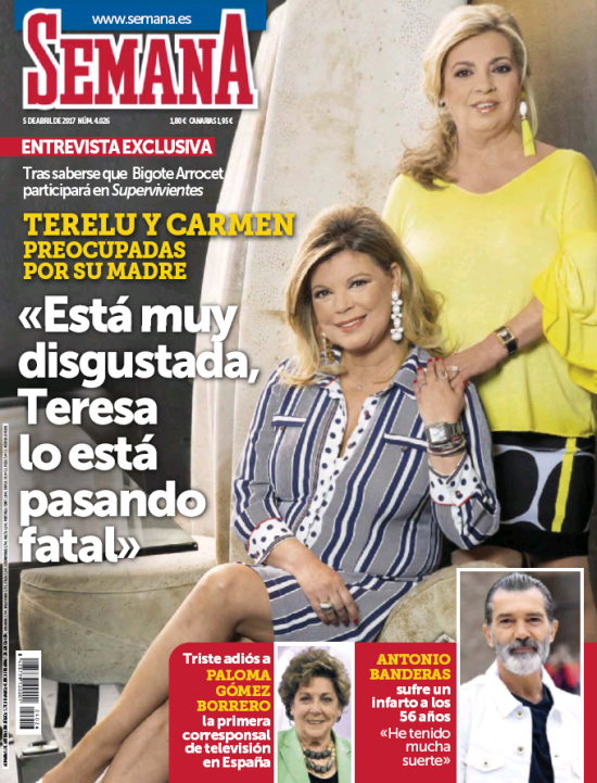 SEMANA portada 29 de Marzo 2017