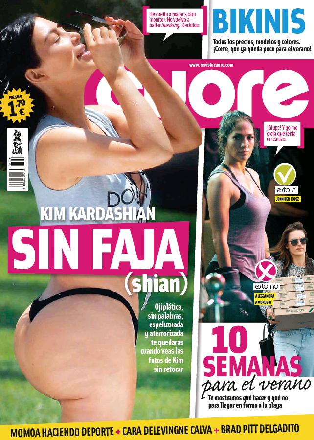 CUORE portada 3 de Mayo 2017