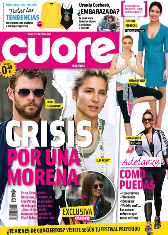 CUORE portada 10 de Mayo 2017