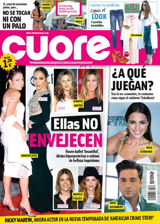 CUORE portada 17 de Mayo 2017