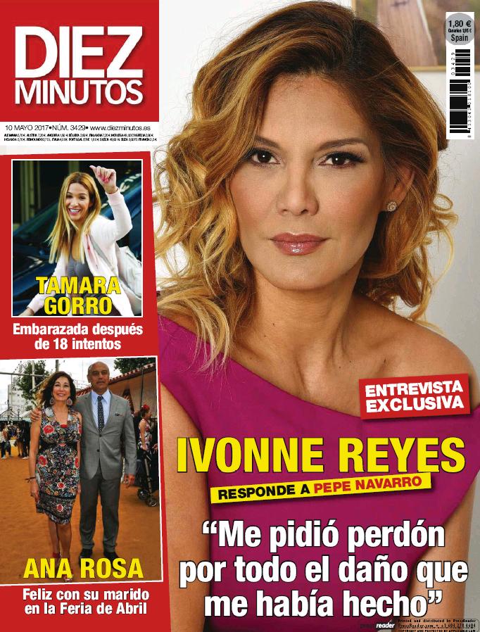 DIEZ MINUTOS portada 3 de Mayo 2017