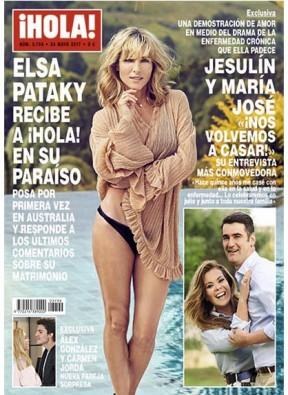 HOLA portada 17 de Mayo 2017