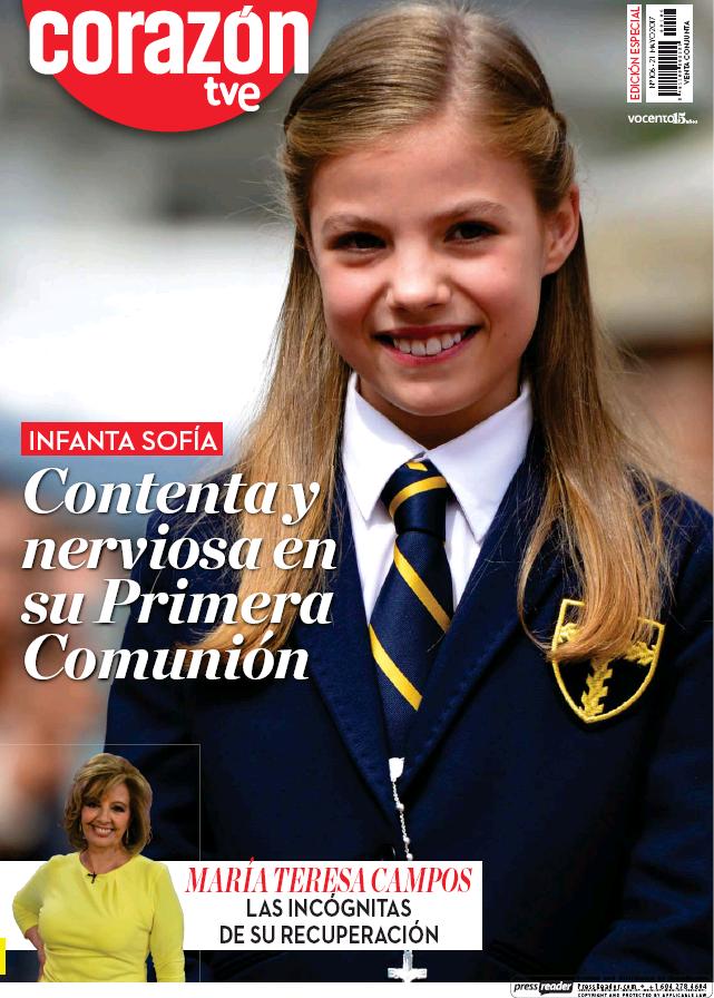 HOY CORAZON portada 21 de Mayo 2017
