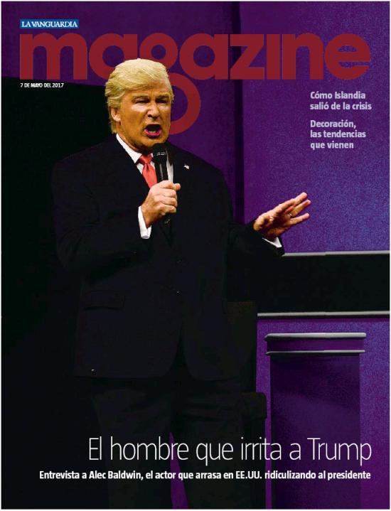 MEGAZINE portada 7 de Mayo 2017