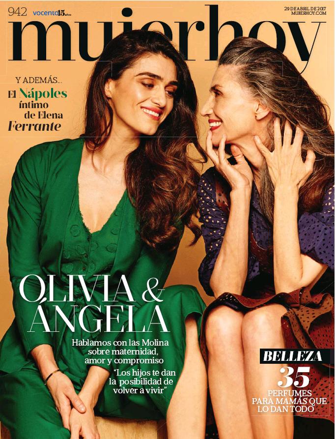 MUJER HOY portada 30 de Abril 2017