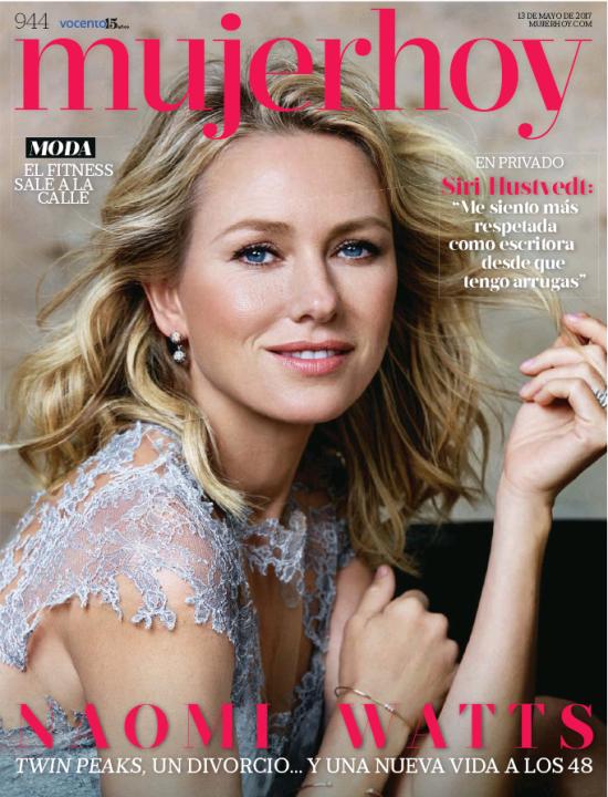 MUJER HOY portada 14 de Mayo 2017