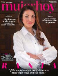 MUJER HOY portada 21 de Mayo 2017