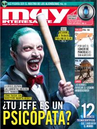 MUY INTERESANTE portada Mayo 2017