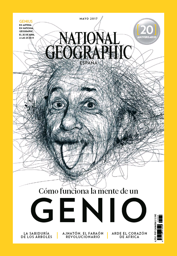 NATIONAL GEOGRAPHIC portada Abril 2017