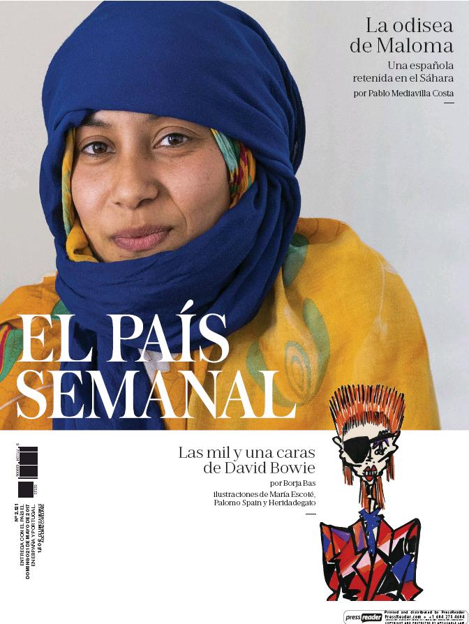PAIS SEMANAL portada 21 de Mayo 2017