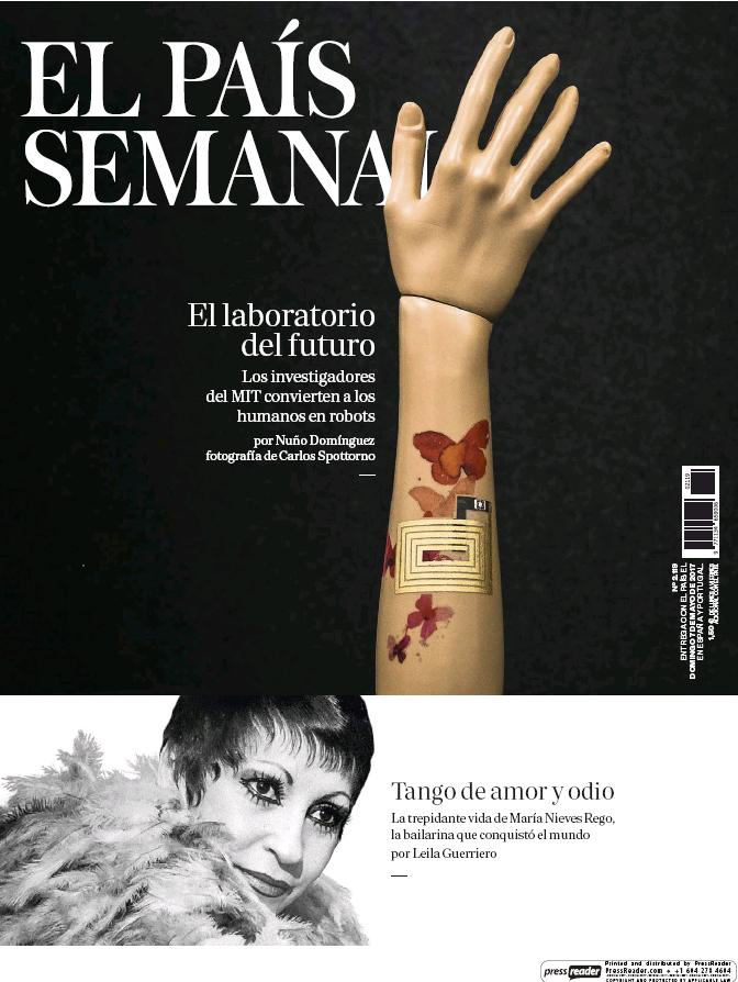 PAIS SEMANAL portada 7 de Mayo 2017