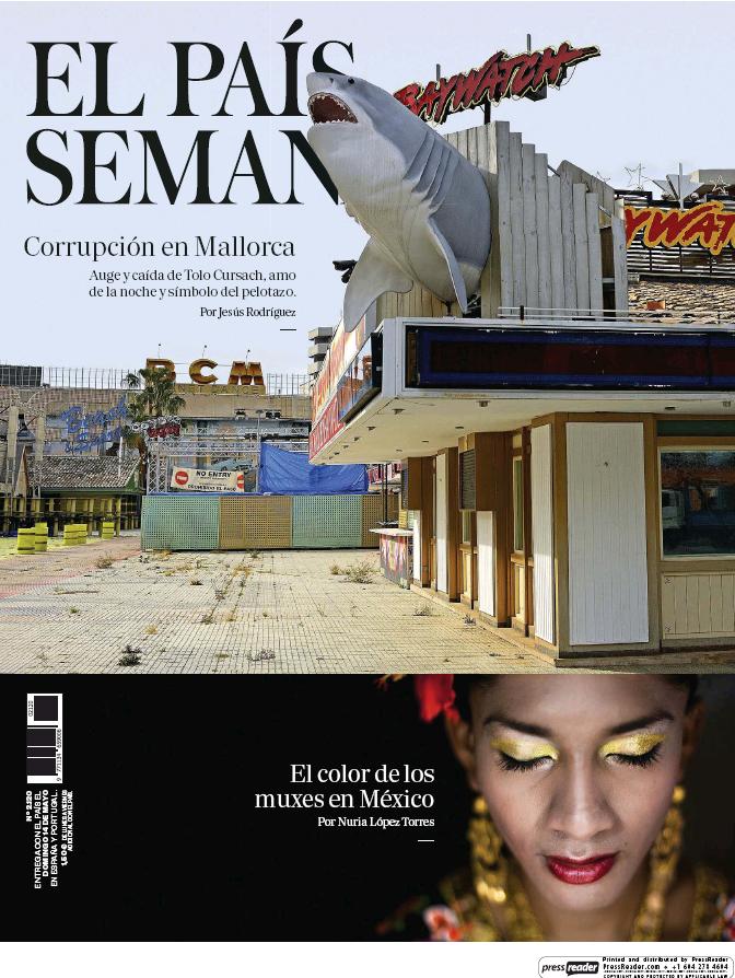 PAIS SEMANAL portada 14 de Mayo 2017