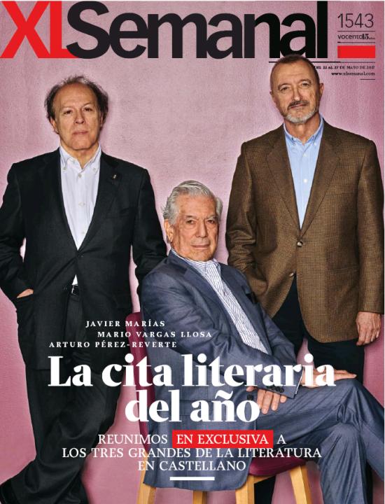 XL SEMANAL portada 21 de Mayo 2017