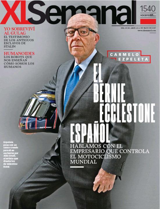 XL SEMANAL portada 30 de Abril 2017