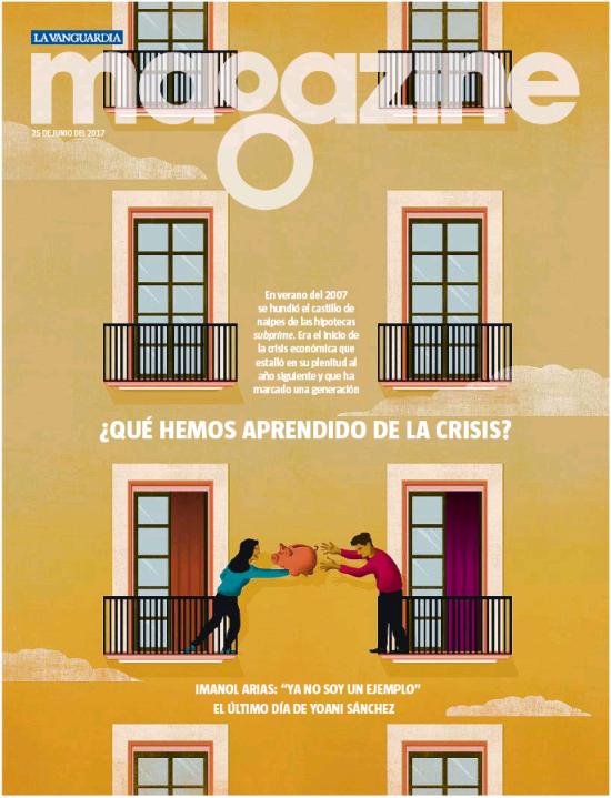 MEGAZINE portada 25 de Junio 2017