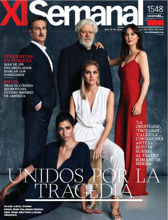XL SEMANAL portada 26 de Junio 2017