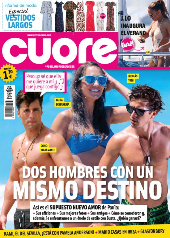 CUORE portada 28 de Junio 2017