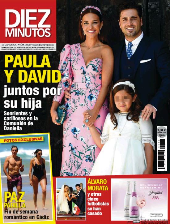 DIEZ MINUTOS portada 22 de Junio 2017