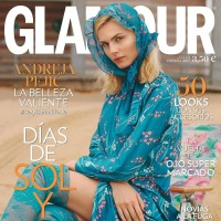 GLAMOUR portada Julio 2017