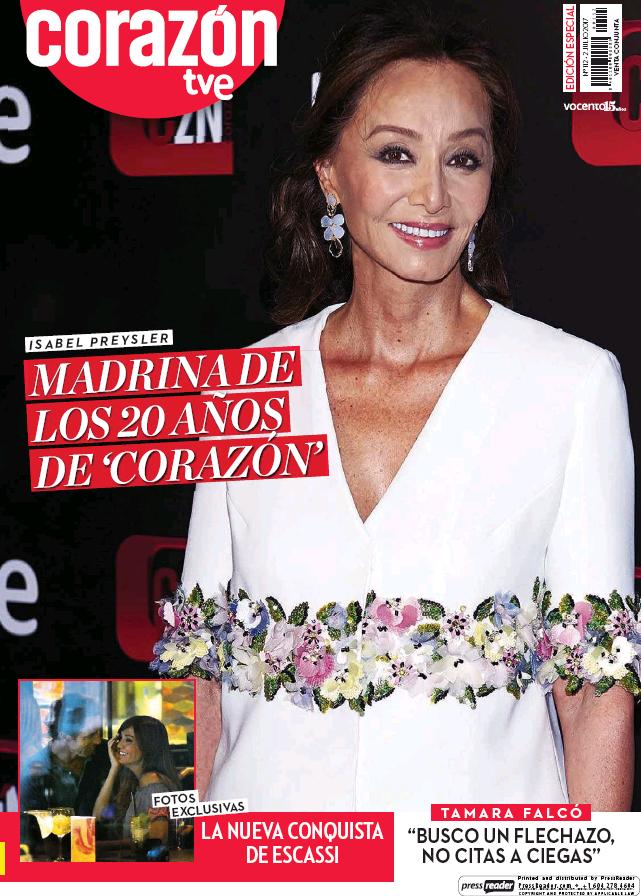HOY CORAZON portada 1 de Julio 2017