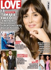 LOVE portada 5 de Julio 2017
