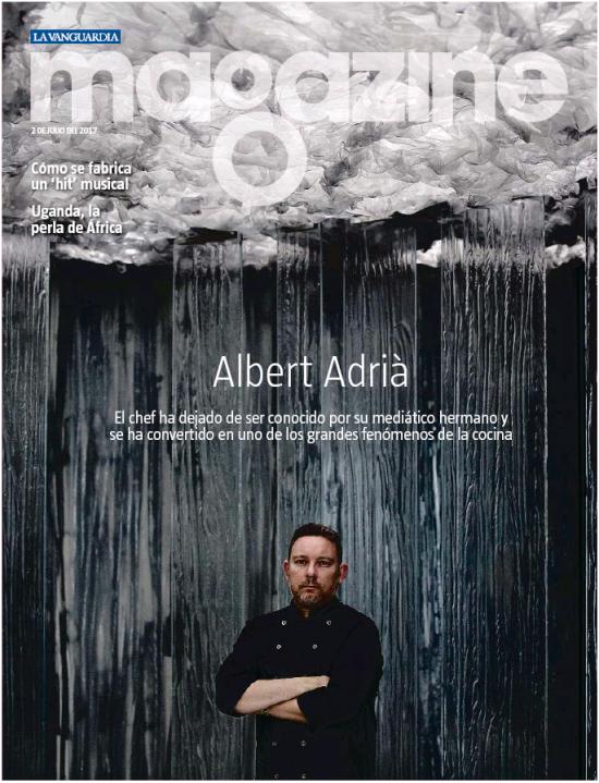 MEGAZINE portada 1 de Julio 2017