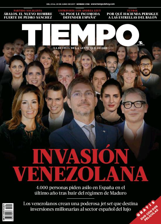 SEMANA portada 5 de Julio 2017