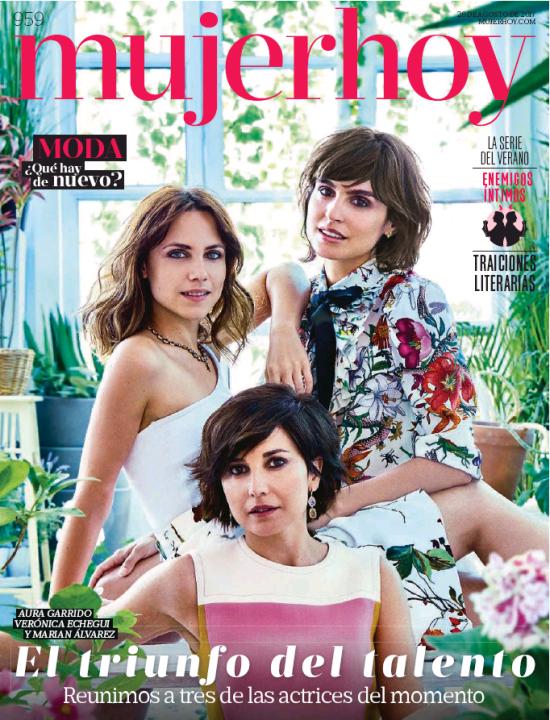 MUJER HOY portada 27 de Agosto 2017
